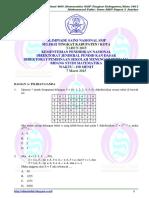 Soal OSN Matematika SMP Tingkat Kota 2015-www.olimattohir.blogspot.com