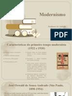 Modernismo 04.06.