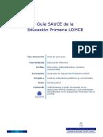 20150605 Guia Primaria LOMCE