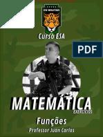ESA MATEMÁTICA - Ex. - Funções (1)