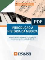 Introdução à História da Música   Curso de Teologia 100% Online   Instituto de Teologia Logos