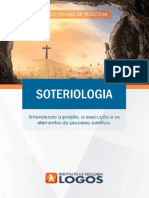 Soteriologia | Curso de Teologia 100% Online | Instituto de Teologia Logos