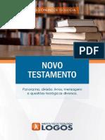 Novo Testamento   Curso de Teologia 100% Online   Instituto de Teologia Logos