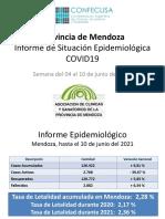 Informe de Situación Epidemiológica