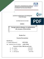 Energie photovoltaique et opti - BENRAMDANE Kaoutar_3199