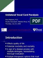 GrandRoundsUnilateralVocalCordParalysis (1)