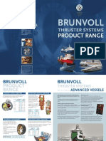 Brunvoll Product Range 2009