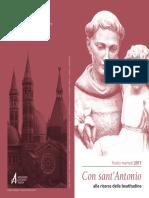 Los 13 Martes de San Antonio de Padua en Italiano
