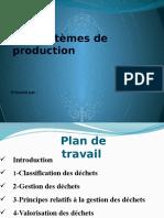 Systeme Flexible de Production