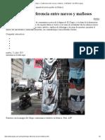 El Chapo, o la diferencia entre narcos y mafiosos - 21_07_2015 - EL PAÍS Uruguay