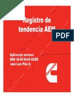 TENDENCIAS AEM