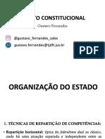 Aula 08 - Organizacao Do Estado