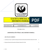 Gaceta Cdmx Covid