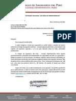 cut 80084 carta 031 cip invitacion ponente