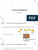 Introdução a Microcontroladores