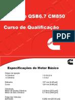 Qsb 4.5 e 6.7 Cm850cummins Qsb