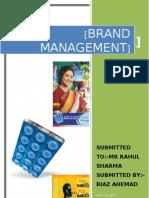 Brand Management Crocin