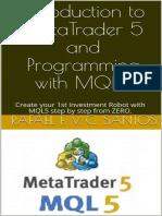 introduction à la programation mql5