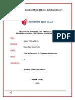 MATRIZ FODA Y MACA PDF