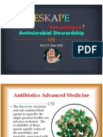 ESKAPE Pathogens, Antibacterial Stewardship