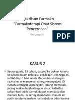 Praktikum Farmako pencernaan (Suaida FK-UMM 2009)