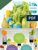 EVALUACION NUTRICION INTEGRAL