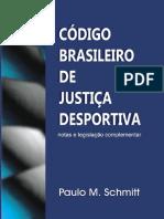 Codigo Brasileiro de Justiça Desportiva Comentado