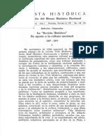 Revista Histórica-1977