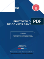 Protocolo de Covid19 Sd 14 de Agosto