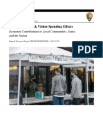 NPS 2020 Visitor Spending Effects
