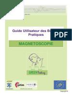 Guide Utilisateur des Bonnes Pratiques MAGNETOSCOPIE