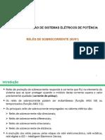 Cet Proteção de Sistemas Elétricos de Potência Relés de Sobrecorrente (50_51) - PDF Download Grátis