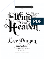 The Wind From Heaven (Bell Mountain, 13) [Sample]