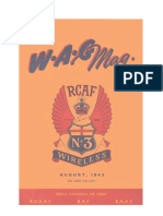 RCAF Winnipeg Base - Aug 1943