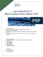Tp Reseaux 1