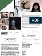 """rolf a. kluenter ANIMA FLUX at 2011 La Biennale di Venezia Collateral Event """"Future Pass"""""""