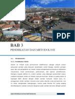 BAB 3 Pendekatan Metodologi