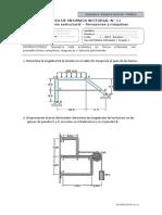 practica mecanica vectorial