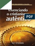 Ray Stedman Vivenciando o Cristianismo