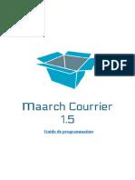 Maarch Courrier 1 5 Guide de Programmation1