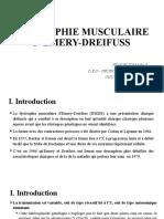 Dystrophie Musculaire d'Emery Dreifus
