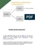 Abordagem Estruturalista 02
