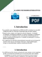 10. Liens Entre Les Mdies Neurodegeneratives