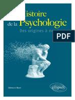 Psy_Histoire de La Psychologie