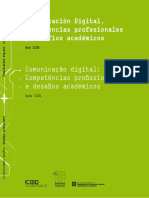 Proyecto Comunicadores Digitales - Red Iberoamericana de Comunicación Digital (ICOD) (2006)