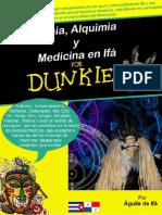Magia, Alqumia y Medicina en Ifa