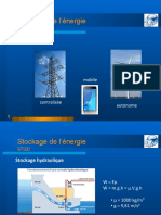 Stockage de l Énergie STI2D