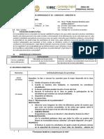 SAS 04 - V UNIDAD - 5° PRIMARIA