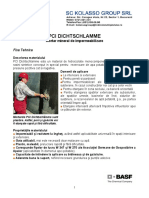 PCI DICHTSCHLAMME