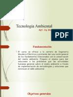 Presentación del curso de Tecnología Ambiental (2)